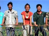 中国新农人调查:已突破百万人 来自大学生白领等