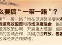 """中国发布""""一带一路""""路线图:将这样影响我们的生活"""