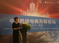 杭州市委常委佟桂莉:中国(杭州)跨境电子商务综合试验区五大使命