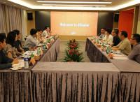 智库交流 | 韩国峨山政策研究院代表团访问阿里研究院