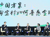 淘宝村峰会 | 圆桌对话:淘宝村何以成功?如何普惠全球?