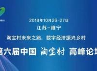 2018年淘宝村和淘宝镇初步名单公示