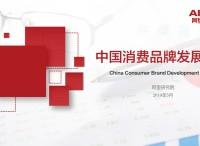 """?""""国潮来了""""系列二:阿里研究院发布《2019中国消费品牌发展报告》"""