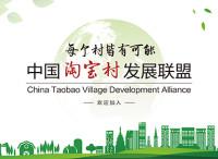 中国淘宝村发展联盟理事征集启事